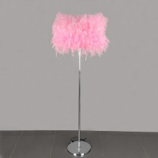 001-PK Торшер розовый Е27 32*23
