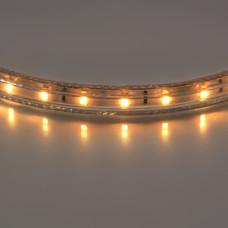 402002 Лента 220V LED 3528/60Р 3-4Lm/LED WW 100m/box, шт 2800-3200K теплый белый свет