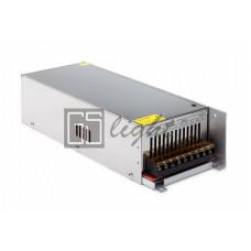 Блок питания для светодиодных лент 24V 1000W IP20